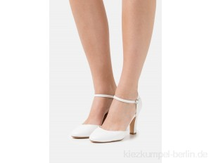 Anna Field Wide Fit Classic heels - white