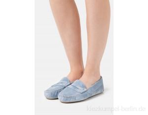 Homers Moccasins - jeans/light-blue denim
