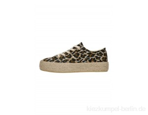 sacha MIT LEOPARDENMUSTER - Trainers - brown