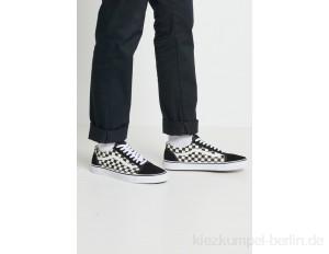 Vans UA VANS X SPONGEBOB OLD SKOOL UNISEX - Trainers - black/white/black
