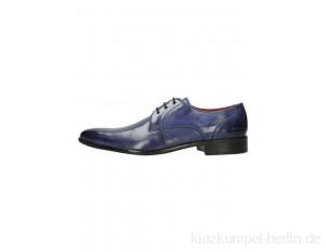Melvin & Hamilton TONI 1 - Smart lace-ups - blue