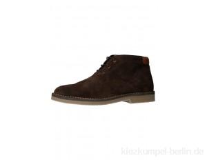 Manfield Casual lace-ups - braun/brown