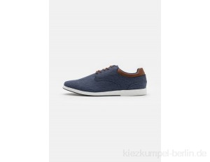 Pier One Casual lace-ups - dark blue