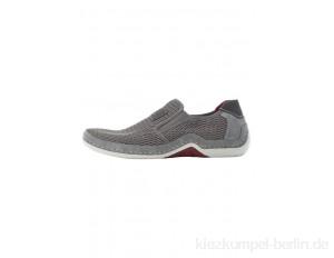 Rieker Slip-ons - grey-grey-lead/grey