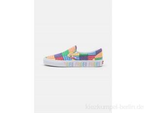 Vans UA VANS X SPONGEBOB CLASSIC SLIP ON UNISEX - Slip-ons - multicolor/true white/multi-coloured