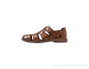 camel active KRETA - Sandals - almond/brown