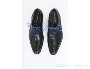 Floris van Bommel Smart lace-ups - black calf/black