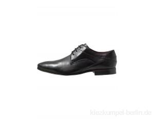 Bugatti MORINO - Smart lace-ups - black