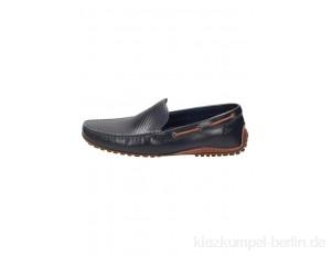 Sioux Boat shoes - blau/blue