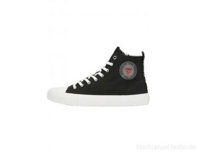 Guess EDERLA - High-top trainers - schwarz/black