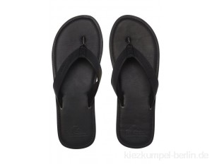 Quiksilver Slippers - solid black/black