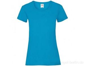 Fruit of the Loom ShirtInStyle Lady-Shirt Basic Uni div. Farben XS-XXL