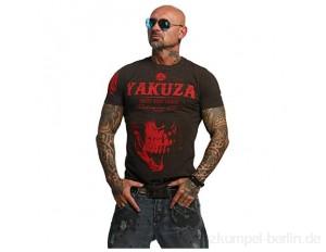 Yakuza Herren Daily Skull T-Shirt