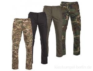 Urbandreamz US BDU Cargo Feldhose Hose Ripstop Teesar® Kampfhose Slim Fit