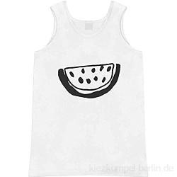 Azeeda Mittel 'Wassermelone Scheibe' Erwachsene Weste / Tank Top (AV00053746)