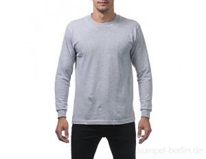 Pro Club Herren Comfort Cotton Long Sleeve T-Shirt
