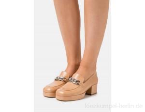 Jonak VIANE - Platform heels - vieilli camel/cognac