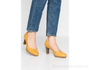 Tamaris Platform heels - sun/yellow